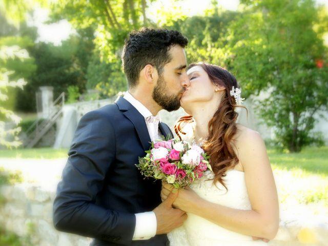 Le mariage de Sébastien et Elodie à Nîmes, Gard 64