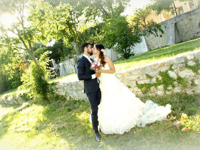 Le mariage de Sébastien et Elodie à Nîmes, Gard 65
