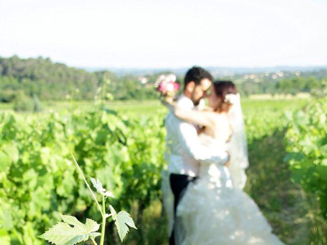 Le mariage de Sébastien et Elodie à Nîmes, Gard 67