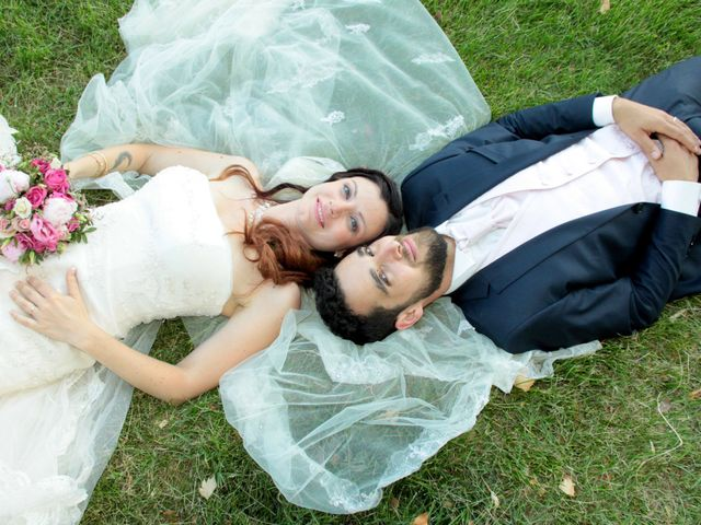 Le mariage de Sébastien et Elodie à Nîmes, Gard 70