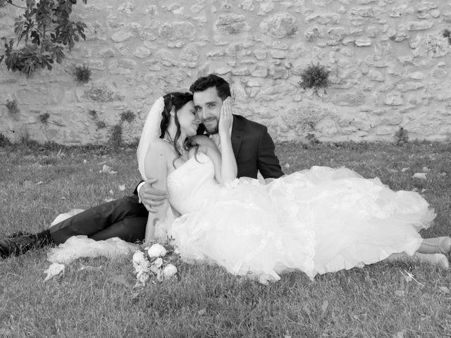 Le mariage de Sébastien et Elodie à Nîmes, Gard 74