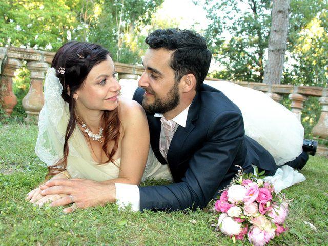 Le mariage de Sébastien et Elodie à Nîmes, Gard 79