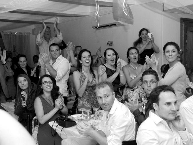 Le mariage de Sébastien et Elodie à Nîmes, Gard 84