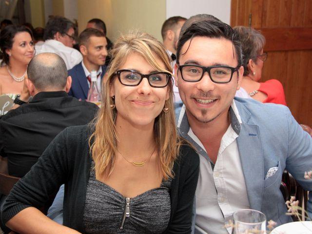 Le mariage de Sébastien et Elodie à Nîmes, Gard 90