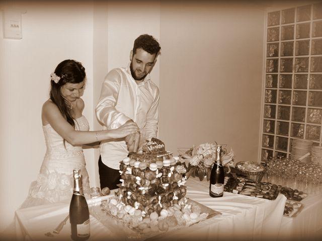 Le mariage de Sébastien et Elodie à Nîmes, Gard 101