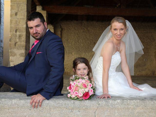 Le mariage de Noemie et Florian