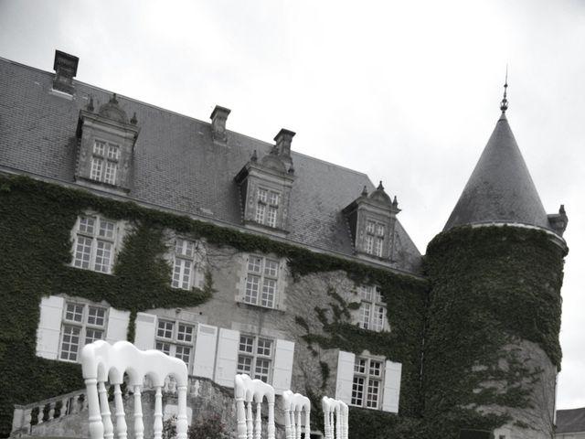 Le mariage de Julien et Angie à Brantôme, Dordogne 4