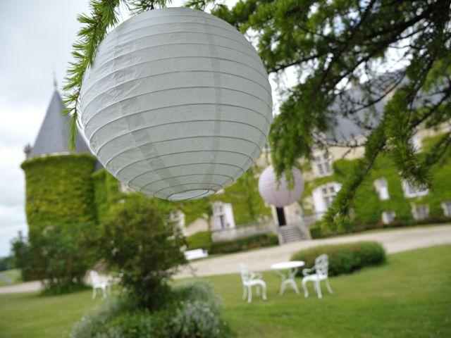 Le mariage de Julien et Angie à Brantôme, Dordogne 1