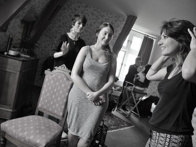 Le mariage de Julien et Angie à Brantôme, Dordogne 10