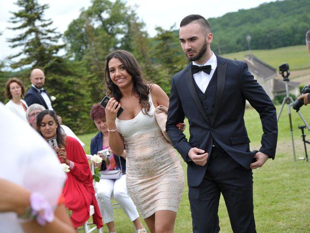 Le mariage de Julien et Angie à Brantôme, Dordogne 24
