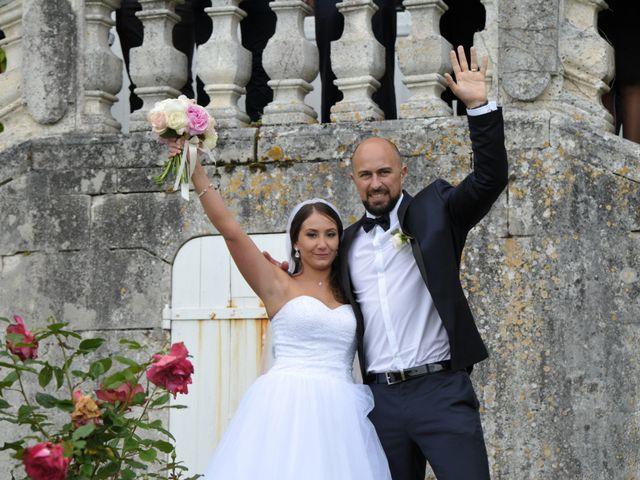 Le mariage de Angie et Julien