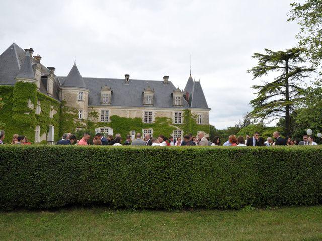 Le mariage de Julien et Angie à Brantôme, Dordogne 32