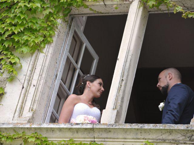 Le mariage de Julien et Angie à Brantôme, Dordogne 38