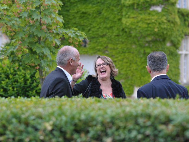 Le mariage de Julien et Angie à Brantôme, Dordogne 42