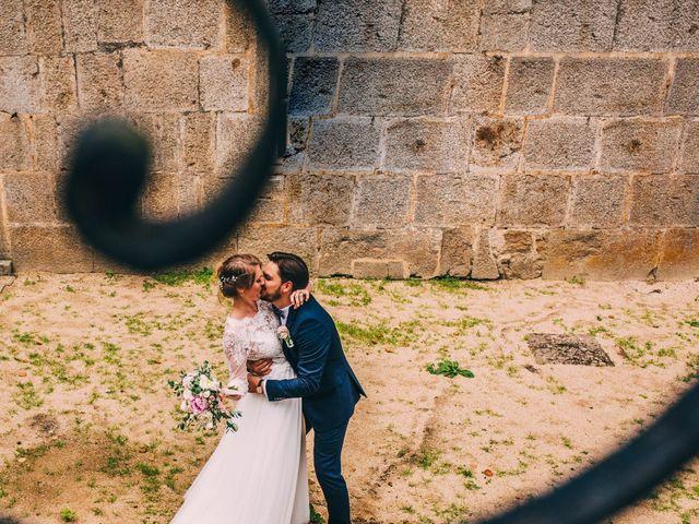 Le mariage de César et Pauline à Marols, Loire 21