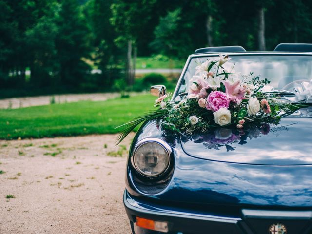 Le mariage de César et Pauline à Marols, Loire 23