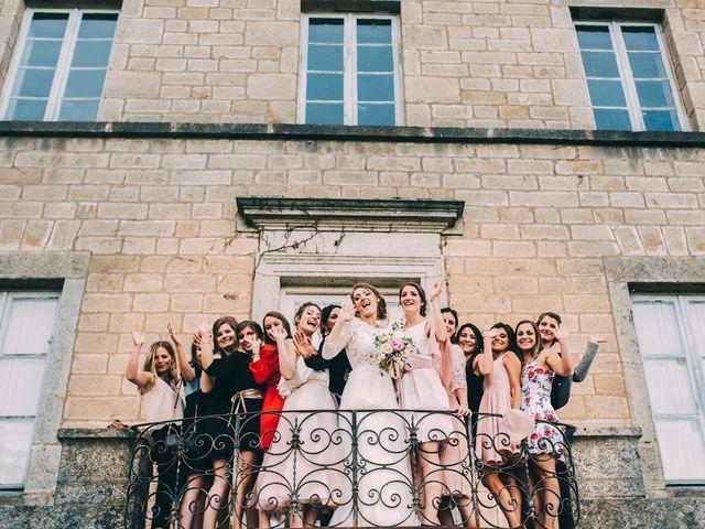 Le mariage de César et Pauline à Marols, Loire 31
