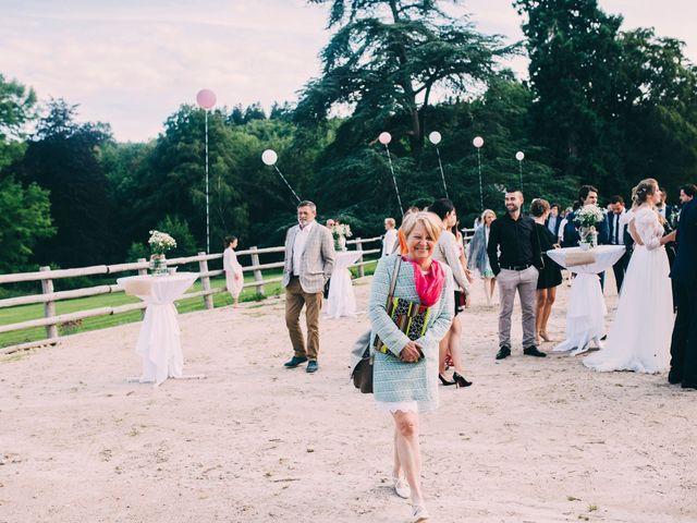 Le mariage de César et Pauline à Marols, Loire 32