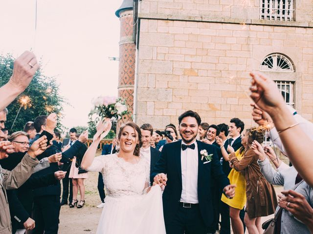Le mariage de César et Pauline à Marols, Loire 38