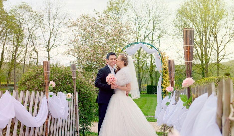 Le mariage de Juan et Irina à Paris, Paris