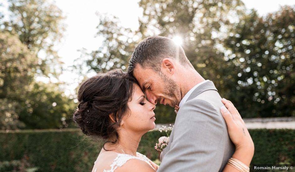 Le mariage de Jeff et Luçie à Landrais, Charente Maritime
