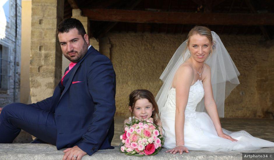 Le mariage de Florian et Noemie à Morières-lès-Avignon, Vaucluse