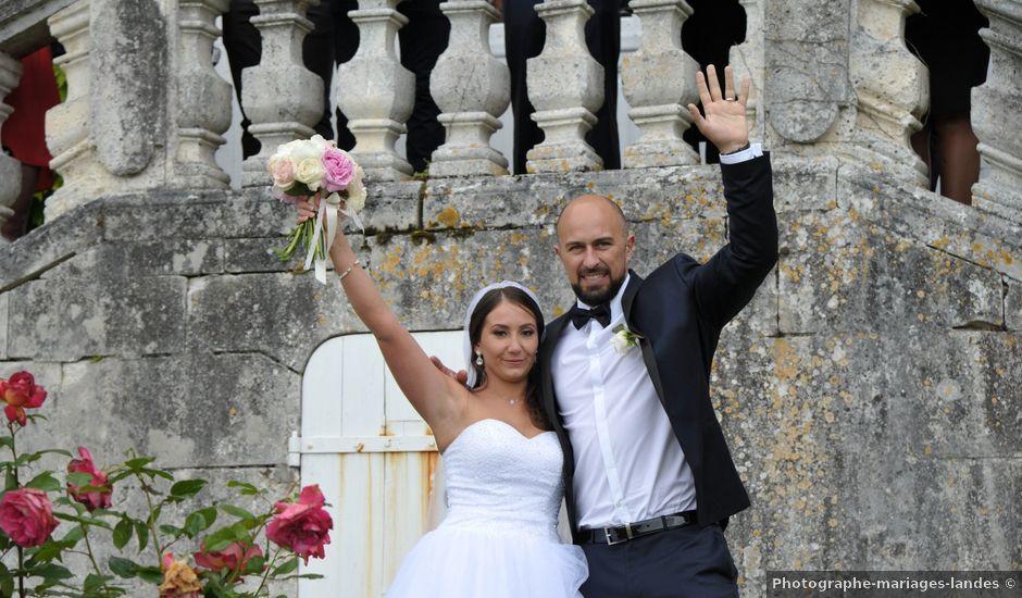 Le mariage de Julien et Angie à Brantôme, Dordogne