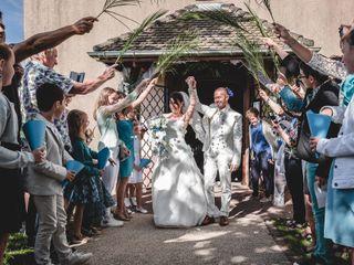 Le mariage de Catherine et Bertrand