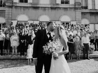 Le mariage de Adeline et Alexandre