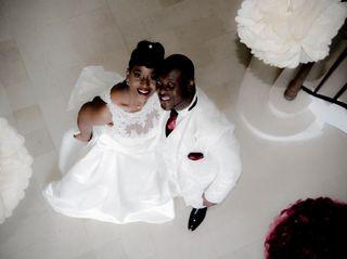 Le mariage de Octavie et Aka-Paul