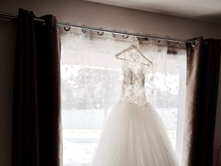 Le mariage de Nathalie et Guillaume 1