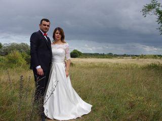 Le mariage de Coralie et Donatien