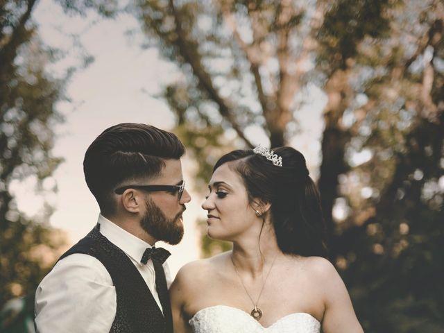 Le mariage de Charly et Jessyca à Garons, Gard 5