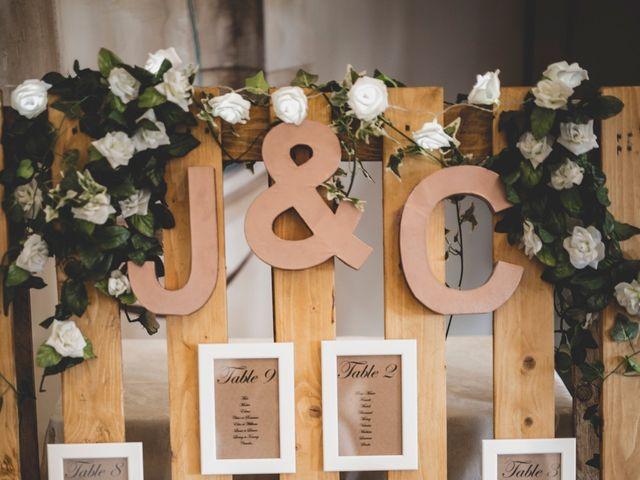 Le mariage de Charly et Jessyca à Garons, Gard 10