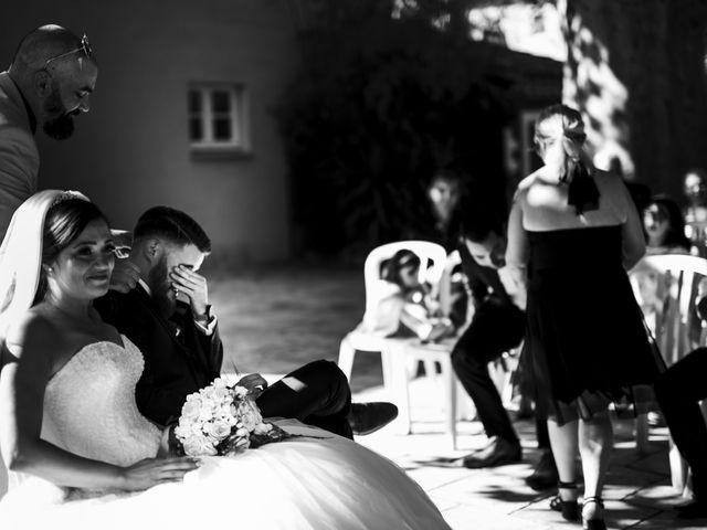 Le mariage de Charly et Jessyca à Garons, Gard 36