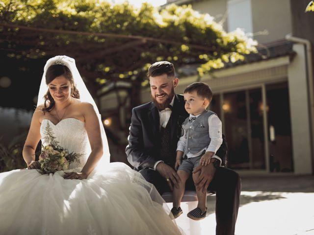Le mariage de Charly et Jessyca à Garons, Gard 37