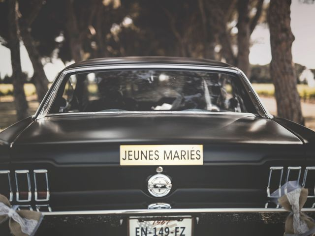Le mariage de Charly et Jessyca à Garons, Gard 45