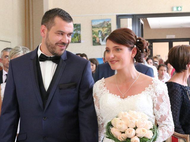 Le mariage de Julien et Anne Laure à Aiffres, Deux-Sèvres 6