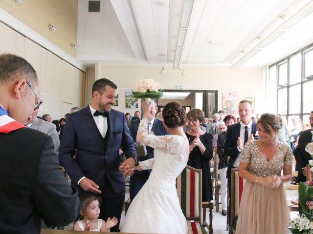 Le mariage de Julien et Anne Laure à Aiffres, Deux-Sèvres 8