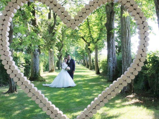 Le mariage de Julien et Anne Laure à Aiffres, Deux-Sèvres 17