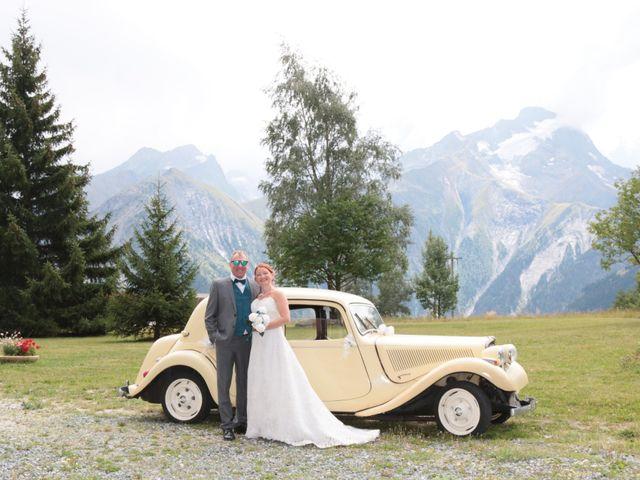 Le mariage de Laurent et Zelpah à Mont-de-Lans, Isère 1