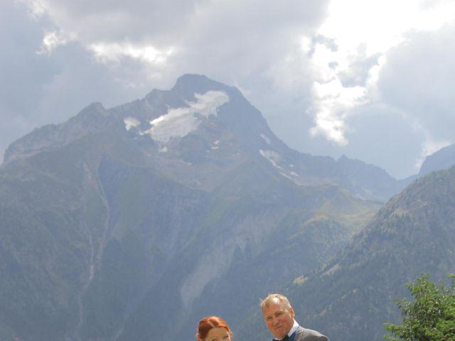 Le mariage de Laurent et Zelpah à Mont-de-Lans, Isère 3
