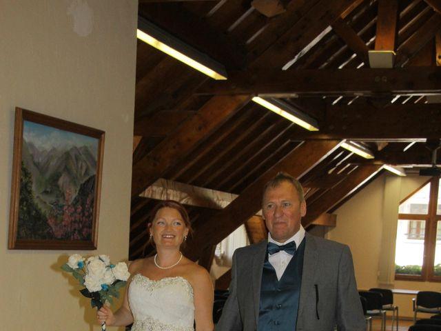 Le mariage de Laurent et Zelpah à Mont-de-Lans, Isère 10