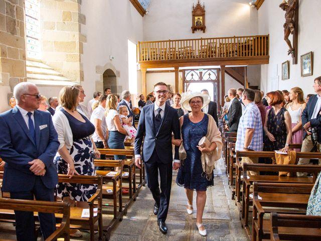 Le mariage de Cyrile et Valentine à Québriac, Ille et Vilaine 22
