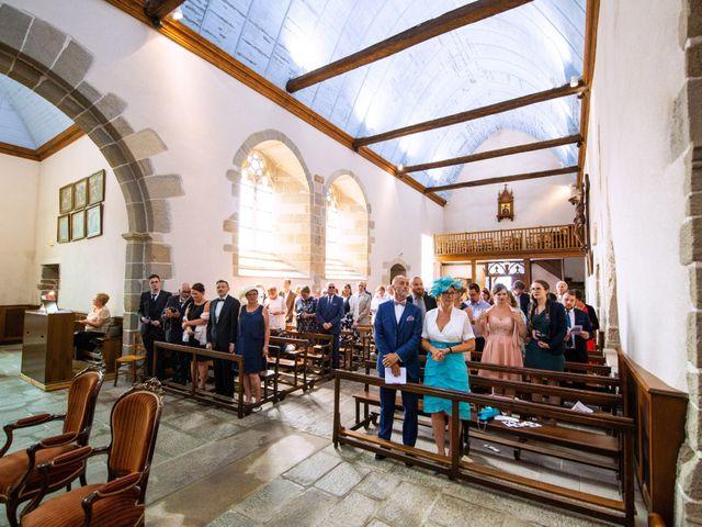 Le mariage de Cyrile et Valentine à Québriac, Ille et Vilaine 30