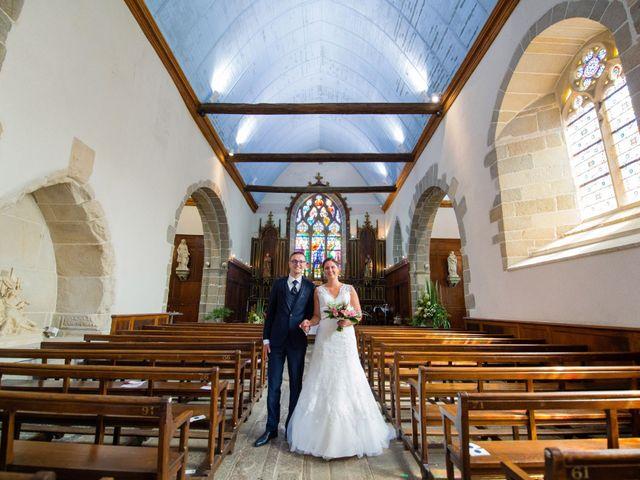 Le mariage de Cyrile et Valentine à Québriac, Ille et Vilaine 32