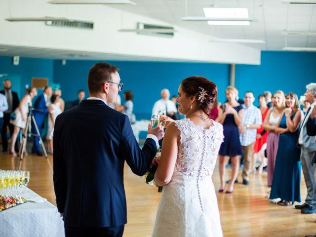 Le mariage de Cyrile et Valentine à Québriac, Ille et Vilaine 36