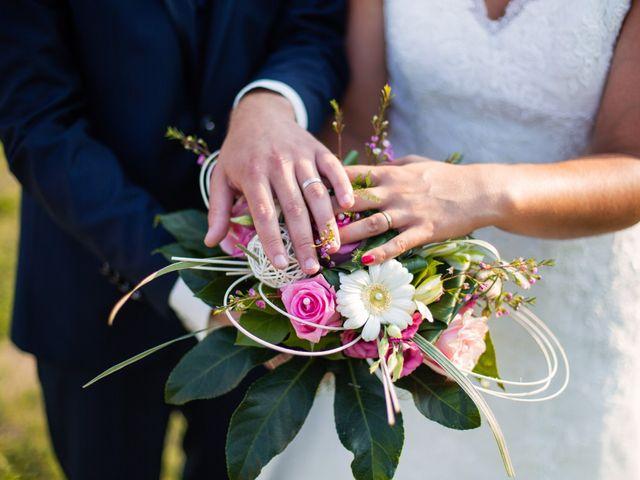 Le mariage de Cyrile et Valentine à Québriac, Ille et Vilaine 55