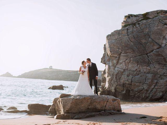 Le mariage de Cyrile et Valentine à Québriac, Ille et Vilaine 61