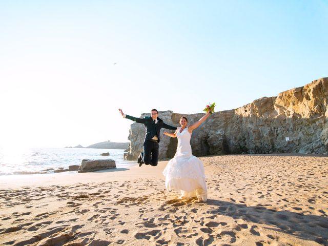 Le mariage de Cyrile et Valentine à Québriac, Ille et Vilaine 62